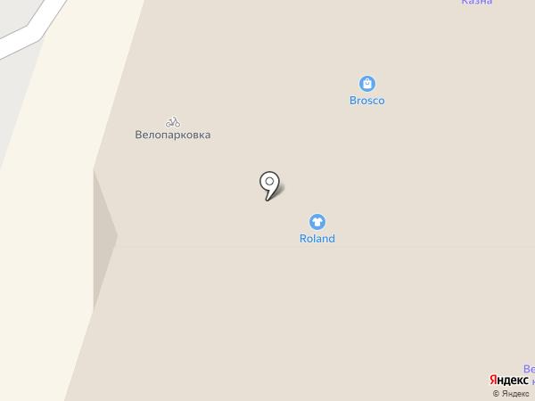 Многофункциональный центр предоставления государственных и муниципальных услуг населению на карте Иваново