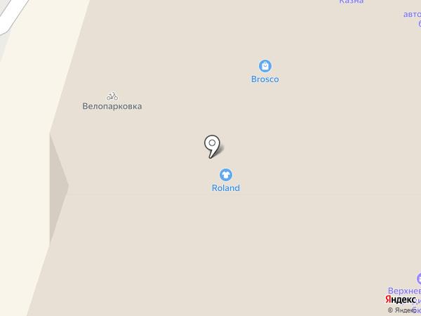 За Рулём на карте Иваново