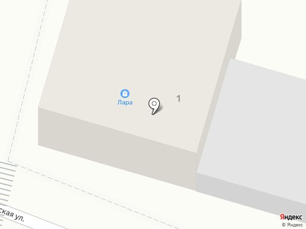 Лара на карте Иваново