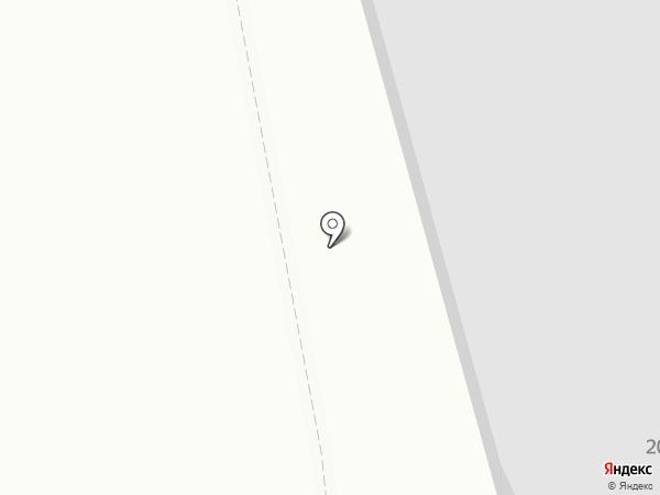 Авторемонтная мастерская на карте Костромы