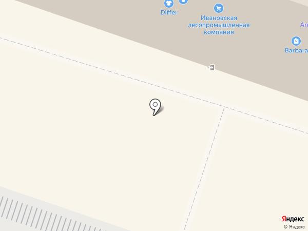 Линия защиты на карте Иваново