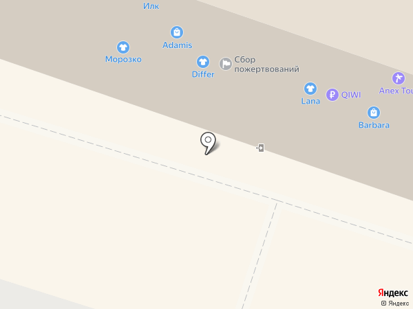 Etra на карте Иваново