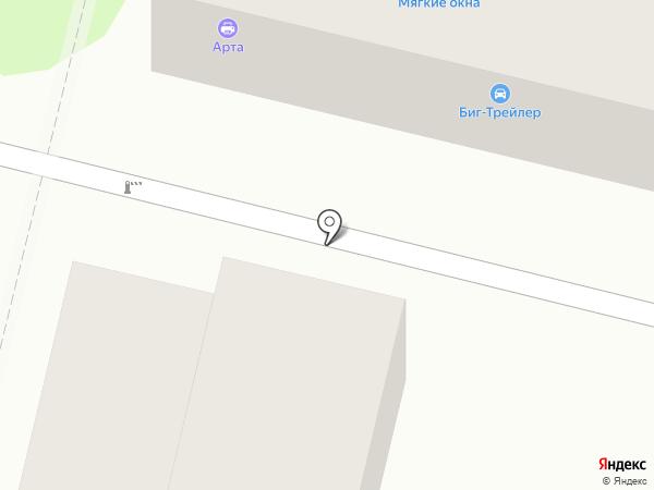 Вариант на карте Иваново