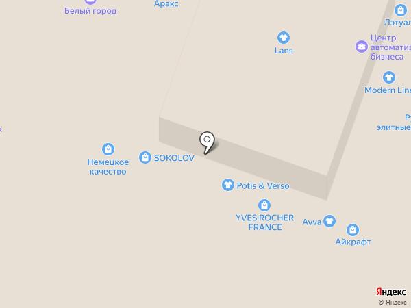 ЦАБ на карте Иваново