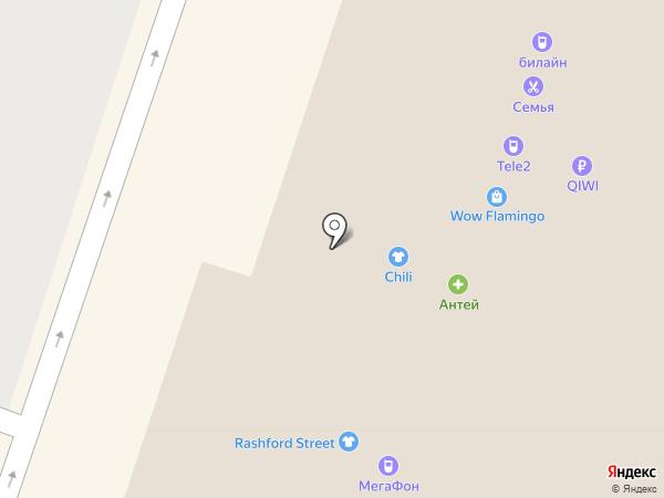 Сбербанк, ПАО на карте Иваново