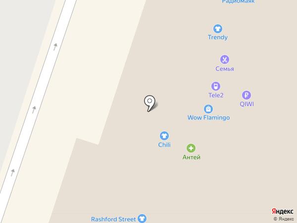 Приходи и рисуй на карте Иваново