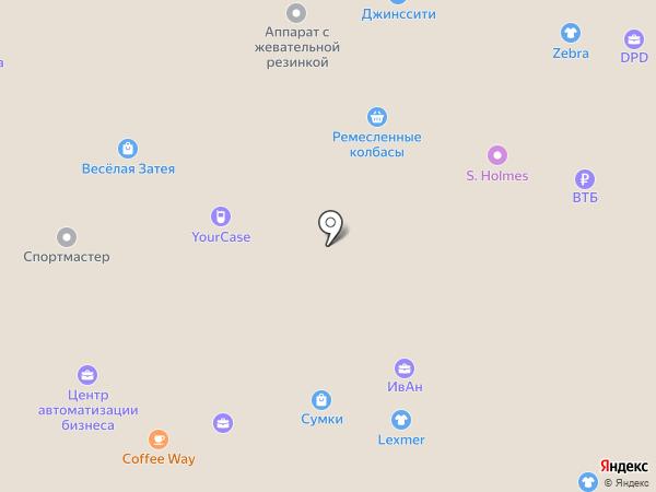 Hotter на карте Иваново