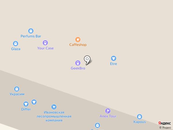 Portmone на карте Иваново