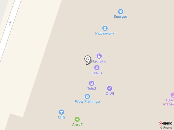 Любимая игрушка на карте Иваново