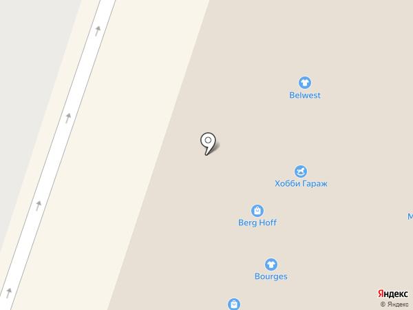 Кавалер на карте Иваново