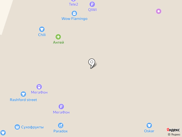 Кедр на карте Иваново