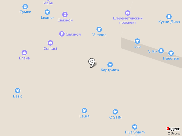 Leo на карте Иваново