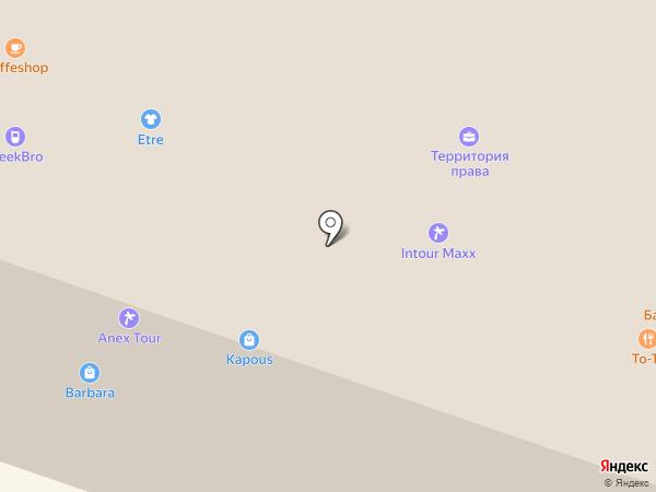 РоссТур на карте Иваново