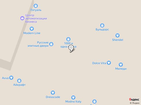 Modno на карте Иваново
