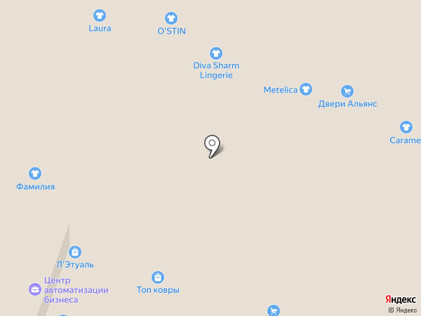 Roland fashion на карте Иваново