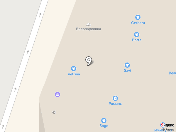 Бумажный мир на карте Иваново