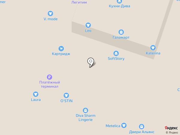 Романс Street на карте Иваново