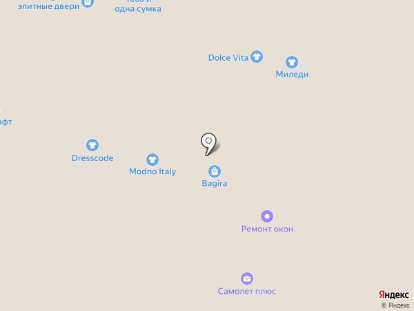 Миледи на карте Иваново