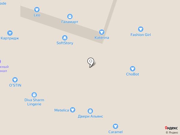 BergHoff на карте Иваново