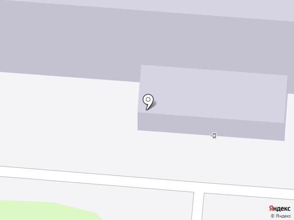 Средняя общеобразовательная школа №1 на карте Иваново