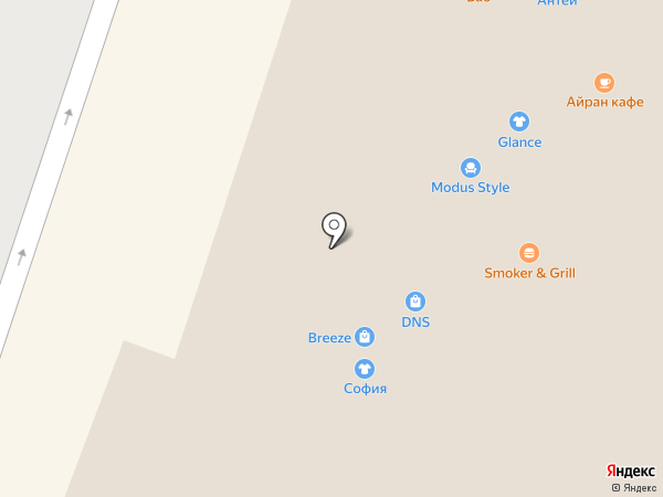 Glance на карте Иваново
