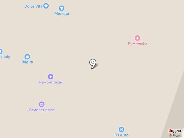 Flyura на карте Иваново