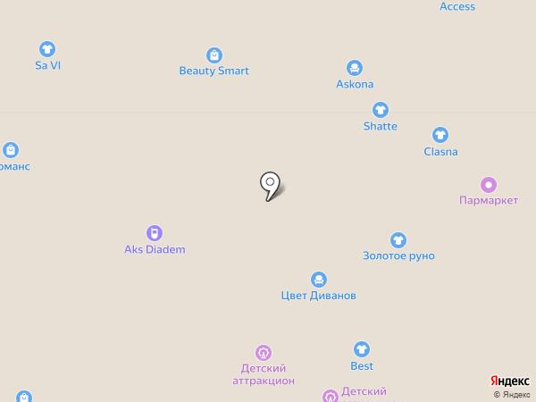 Колорит на карте Иваново