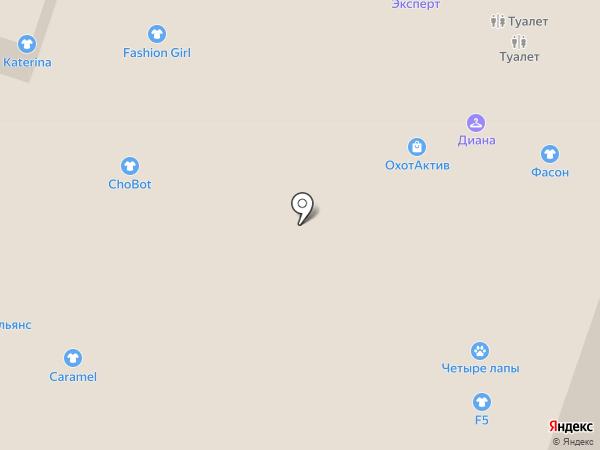 КожМастер на карте Иваново