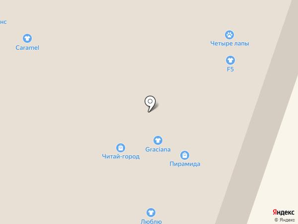 F5 на карте Иваново