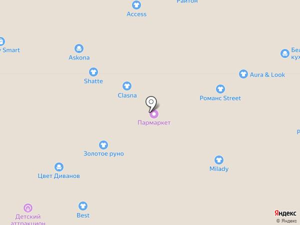 ПЕКОФ на карте Иваново