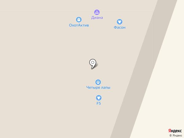 ФАСОН на карте Иваново