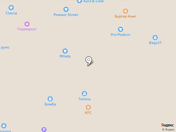 Bazioni на карте Иваново