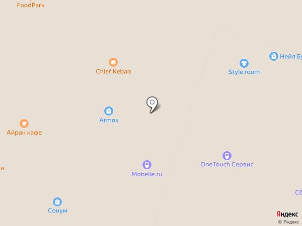 Nail boutique на карте Иваново