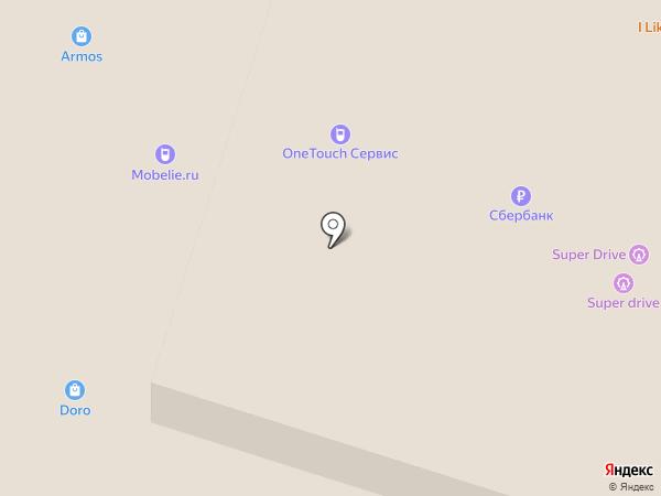 PUSHE на карте Иваново