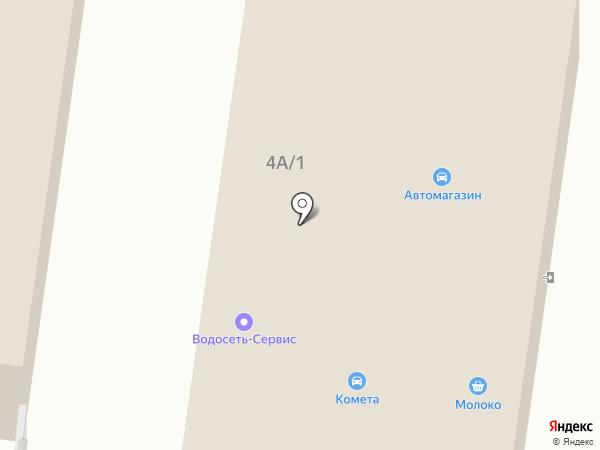 ИнтерКонект на карте Костромы