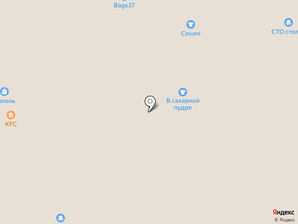 Мебель-кит на карте Иваново