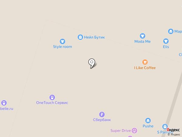 Еврочехол на карте Иваново