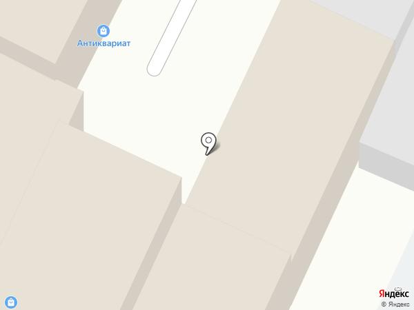 Мебельный магазин на карте Иваново