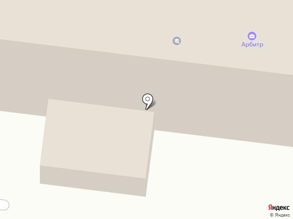 Рэста на карте Иваново
