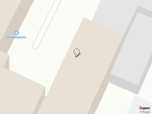 МАСС-Пассаж на карте Иваново