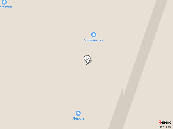 Лером на карте Иваново