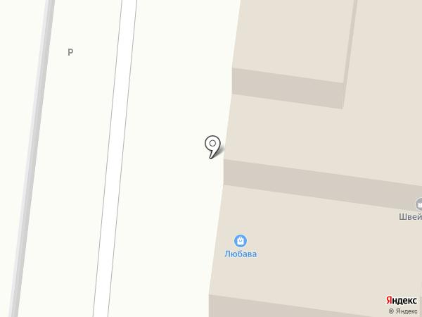 Ившвейпром на карте Иваново