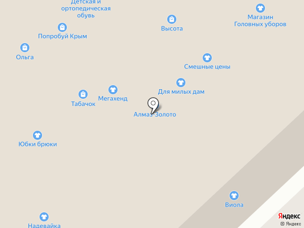 Каскад на карте Иваново