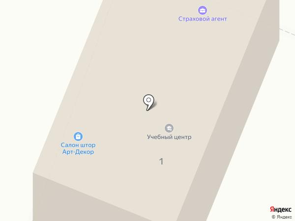 Автостраховой Юрист на карте Иваново