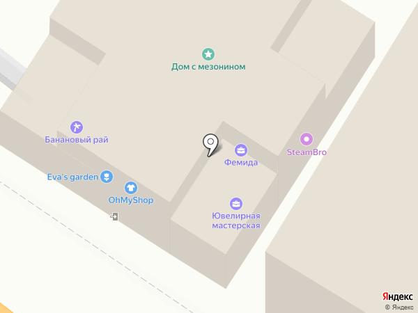 ПрофБух Консалтинг на карте Иваново