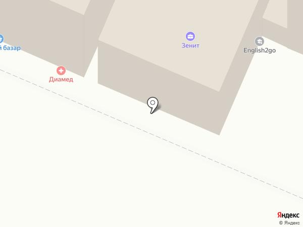 Банк РОСТ на карте Иваново