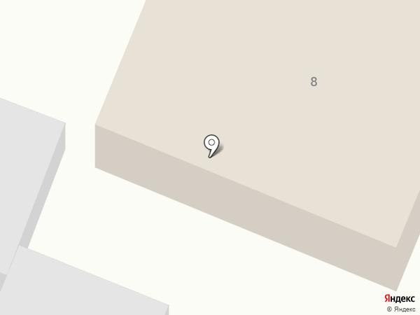Отдел Военного комиссариата Ивановской области по Ивановскому району и г. Кохма на карте Иваново