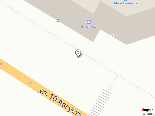 Модная пышка на карте Иваново