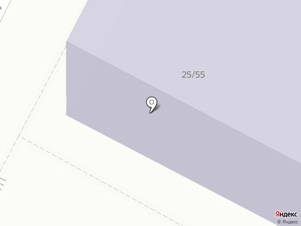 Новация на карте Иваново