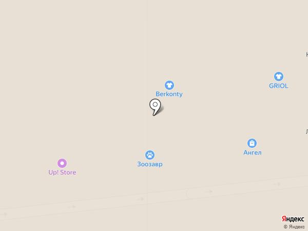 ZENDEN на карте Иваново